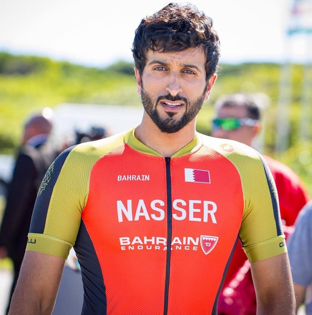 Sporty Photos of Bahrain's Sheikh Nasser bin Hamad