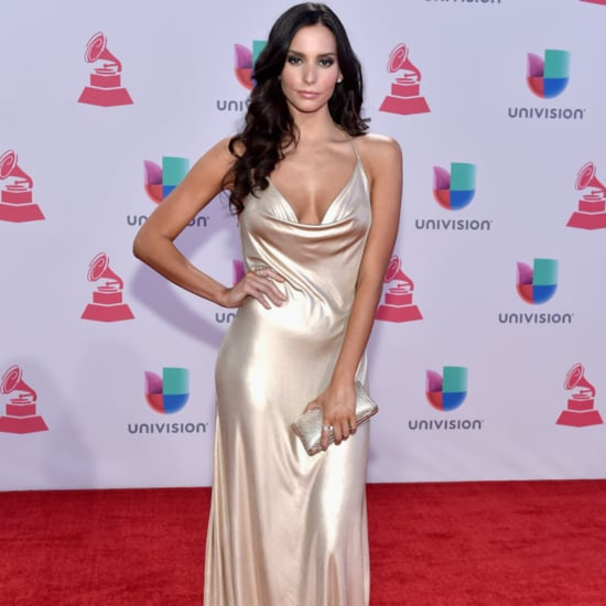 Genesis Rodriguez at the 2015 Latin Grammys