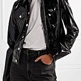 Helmut Lang Vinyl Jacket