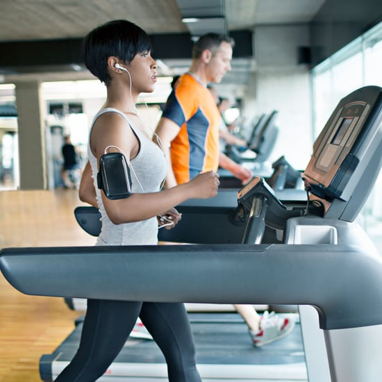 Treadmill Incline Walking Workout