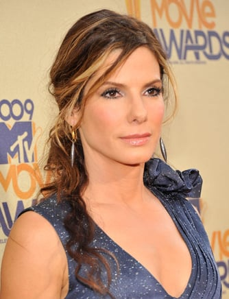Sandra Bullock at MTV Music Awards