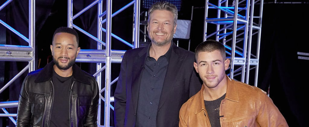 The Voice Coaches React to Ariana Grande Joining the Show