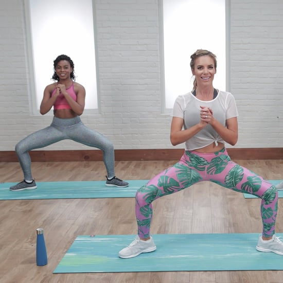 Live Workouts on POPSUGAR Fitness's Instagram, Week of 8/2
