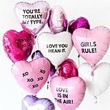 Valentine's Day Balloon DIY