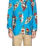 Rhude Hawaiian Birds of Paradise Shirt