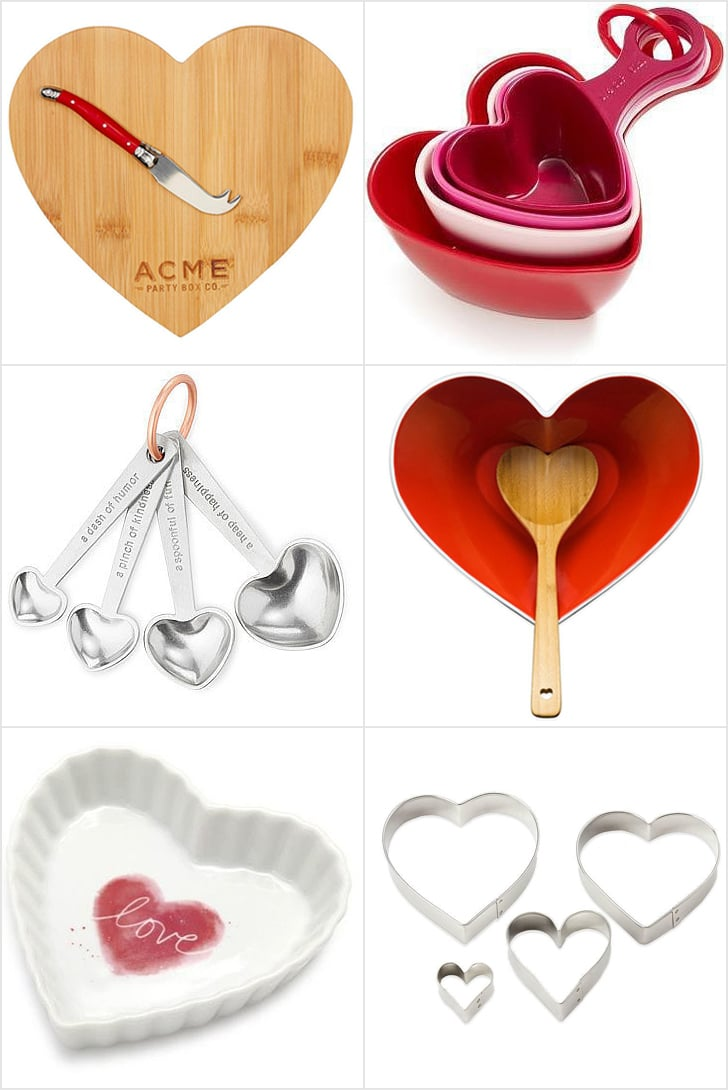 Heart Shaped Kitchen Tools Popsugar Food