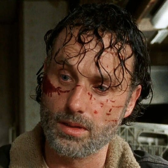 The Walking Dead Rick Loses His Hand