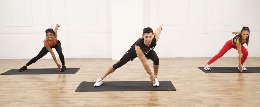 POPSUGAR Fitness Instagram Live Workouts, Week of 7/8