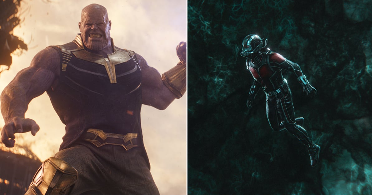 Avengers Endgame Theory About Ant Man Defeating Thanos