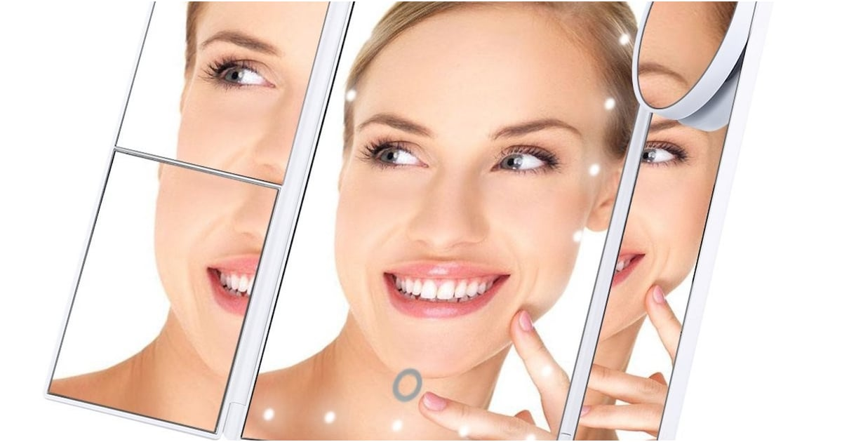 Best Makeup Mirror On Amazon Popsugar Beauty