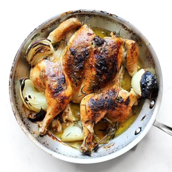 Spatchcock Chicken Recipe