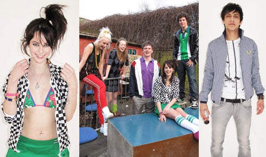 27/04/2009 Skins Cast In Nylon