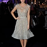 Emma in an Elie Saab dress at a Harry Potter and the Deathly Hallows: Part 2 afterparty in 2011.