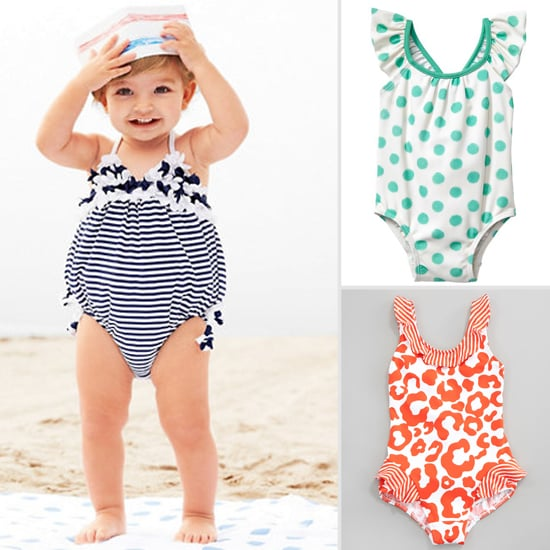 Dive In! 19 Adorable Swimsuits For Little Girls