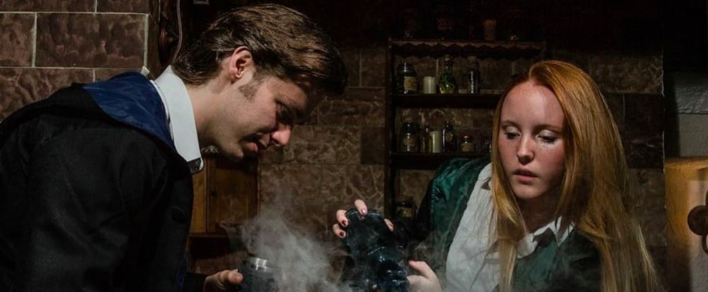 You Won't Be Able to Use Alohomora in This Harry Potter Escape Room