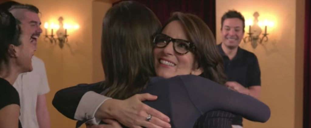 Tina Fey Surprising Fans on The Tonight Show 2018