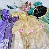 Bring Your Princess Dresses