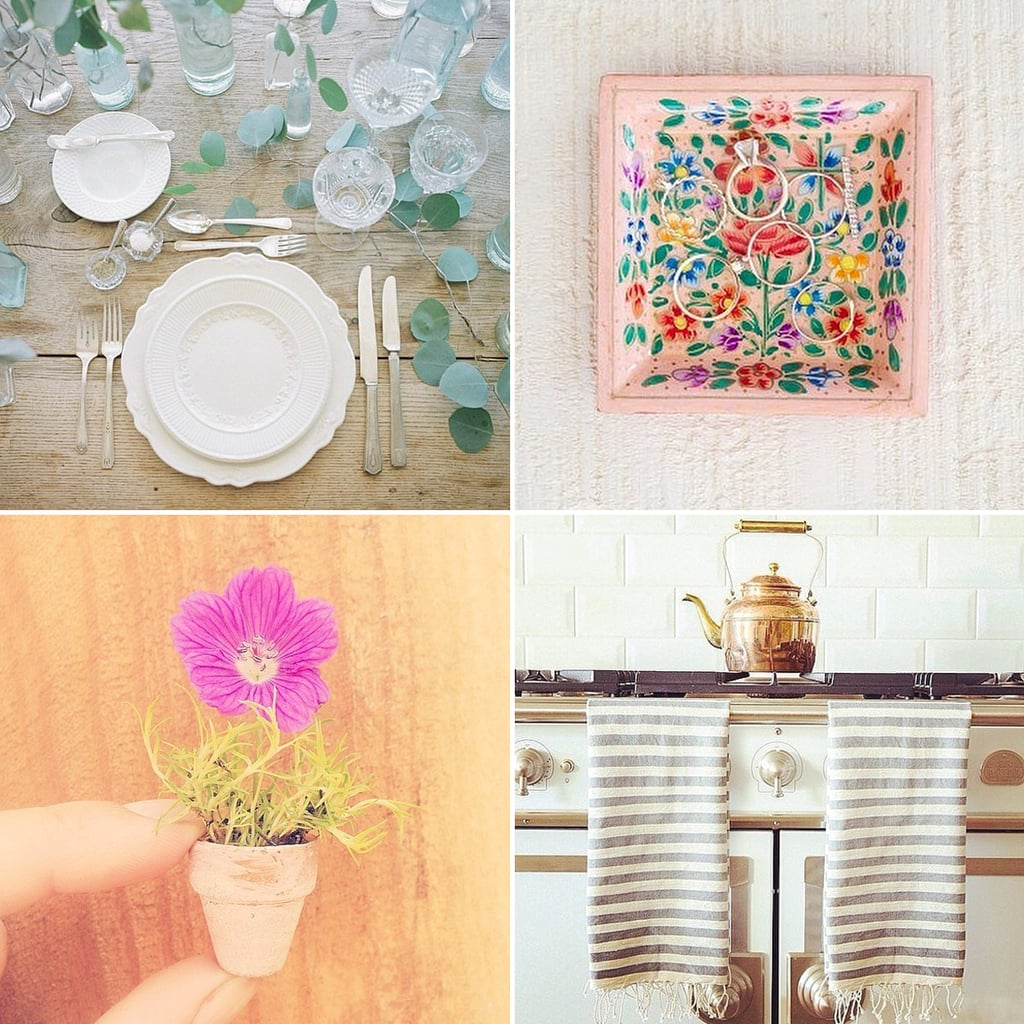 Home Decoration Inspiration From Lauren Conrad