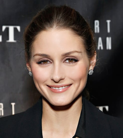 How to Get Olivia Palermo Hair Top Knot
