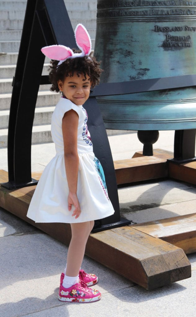 Cutest Pictures of Blue Ivy Carter