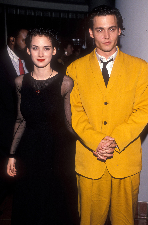 Who Has Winona Ryder Dated? | POPSUGAR Celebrity
