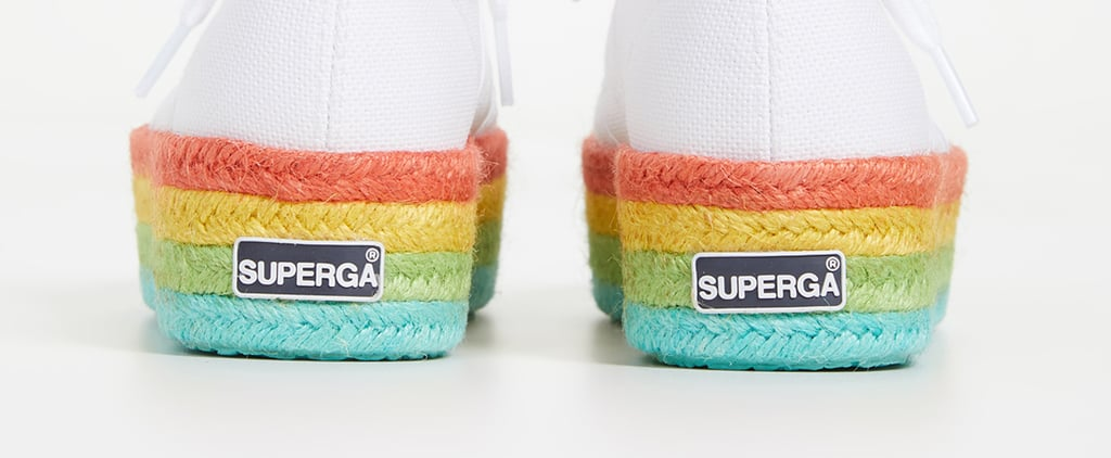 Best Rainbow Sneakers For Women