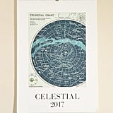Space Wall Calendar