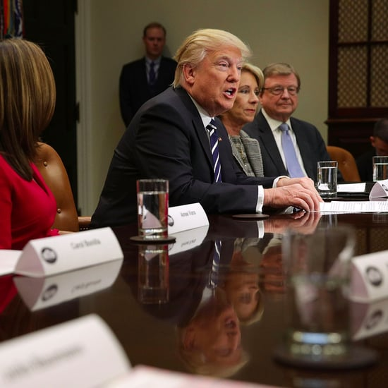 Donald Trump Comments on Autism Rates