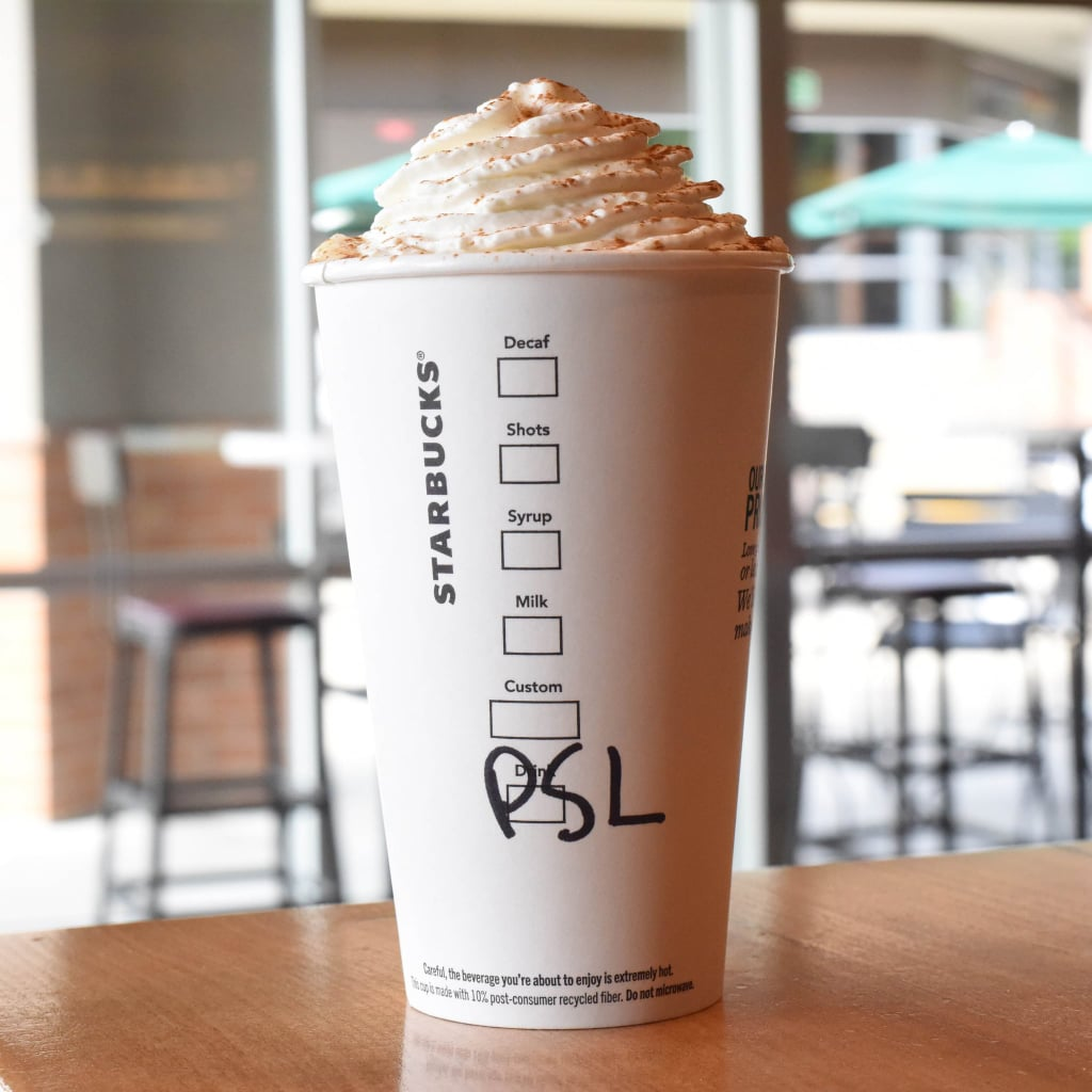 Can they have Pumpkin Spice Lattes?