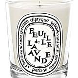 Diptyque Lavender Leaf Scented Candle