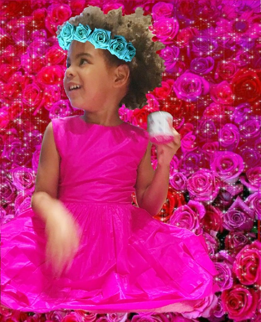 Beyonce Shares Blue Ivy Tea Party Pictures 2016 | POPSUGAR Celebrity ...