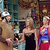 Ross always goes all out with the creative and quirky Halloween costumes, critics be damned.
