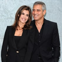 George Clooney and Elisabetta Canalis Break Up 2011-06-22 08:36:48