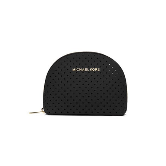 a11503b442 Michael Kors Large Jet Set Perforated Cosmetic Case, $99.70 | Makeup ...
