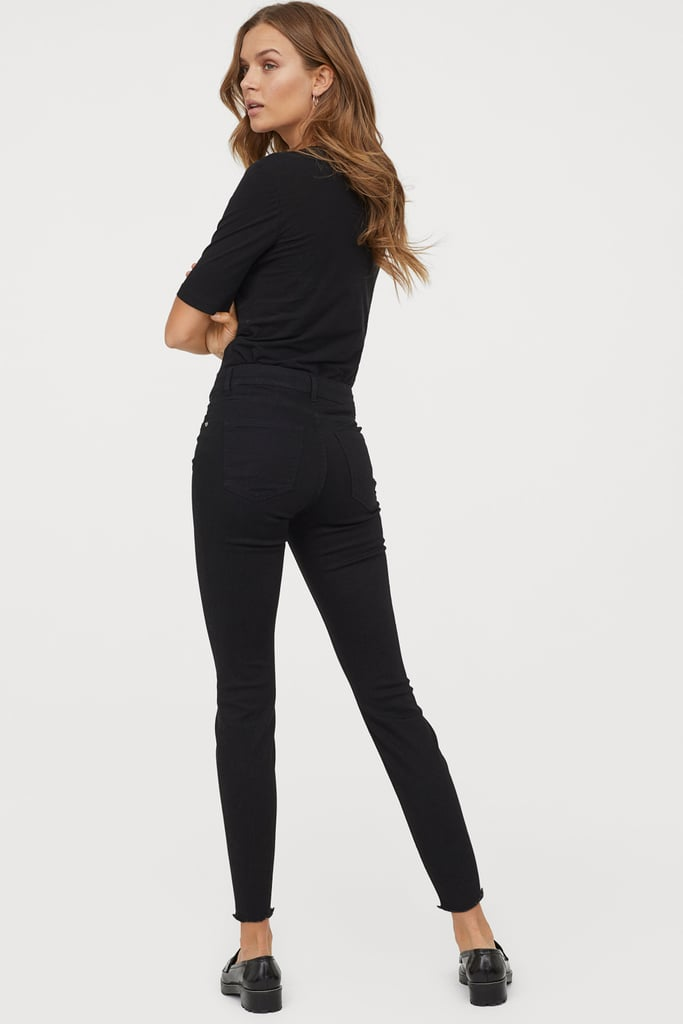 These $25 Jeans From H&M Blew Me Away, So It's No Wonder They Can't Stay in Stock