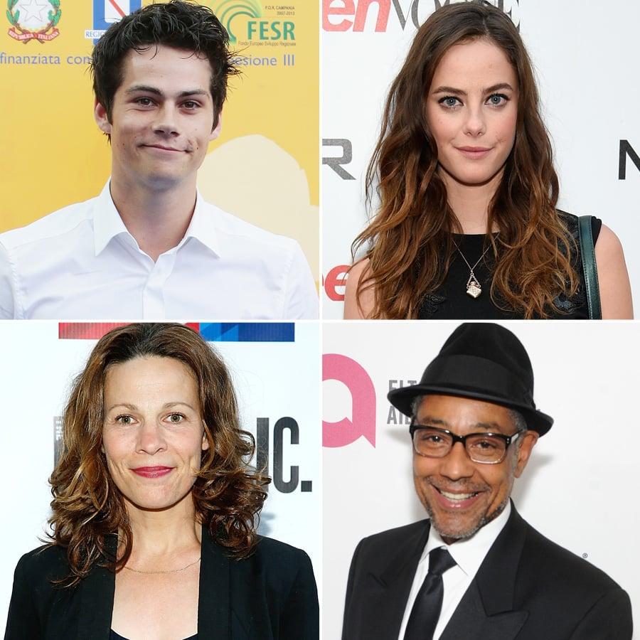 The Maze Runner 2 Cast