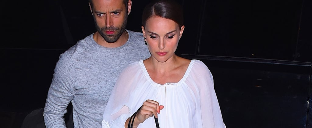 Natalie Portman Wore the Trendiest Dress of Summer on Date Night