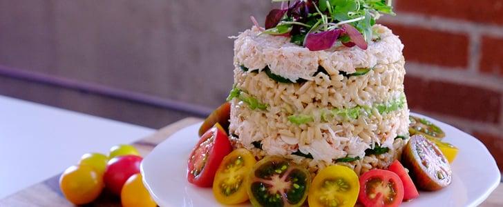 Sushi Cake Recipe | Video