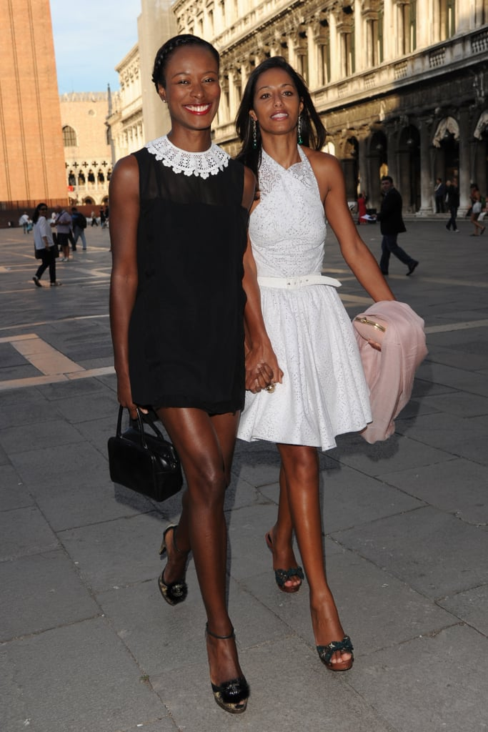 2011 Venice Biennale Fashion Photos