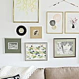 Say goodbye to stubborn sticker marks on glass and plastic, like picture frames.