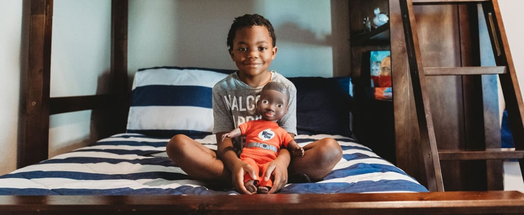 Moving Photo Series About Being a Child of Color in America
