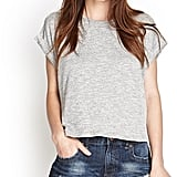 Forever 21 Distressed Cuffed Shorts ($20)