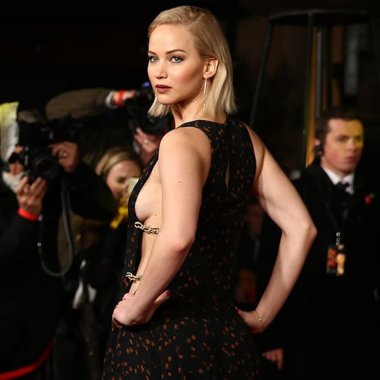 Hunger Games Mockingjay Premiere in London