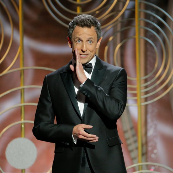 Seth Meyers's Best Jokes at the 2018 Golden Globes