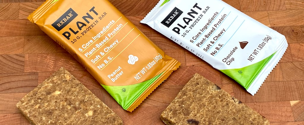 RXBar Plant Protein Bar Review