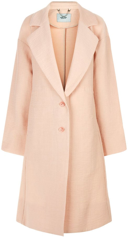 Rachel Comey Blush Pink Pinior Foam Coat ($795)