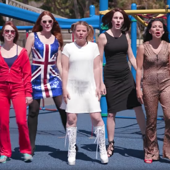 Mom's Spice Girls Wannabe Parody