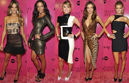 2009 Victoria's Secret Fashion Show Red Carpet