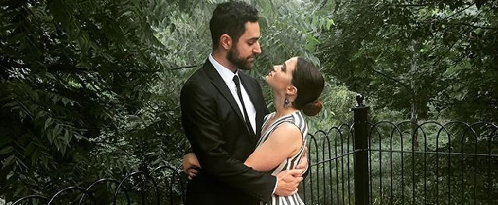 Katie Stevens and Paul DiGiovanni Engagement Story