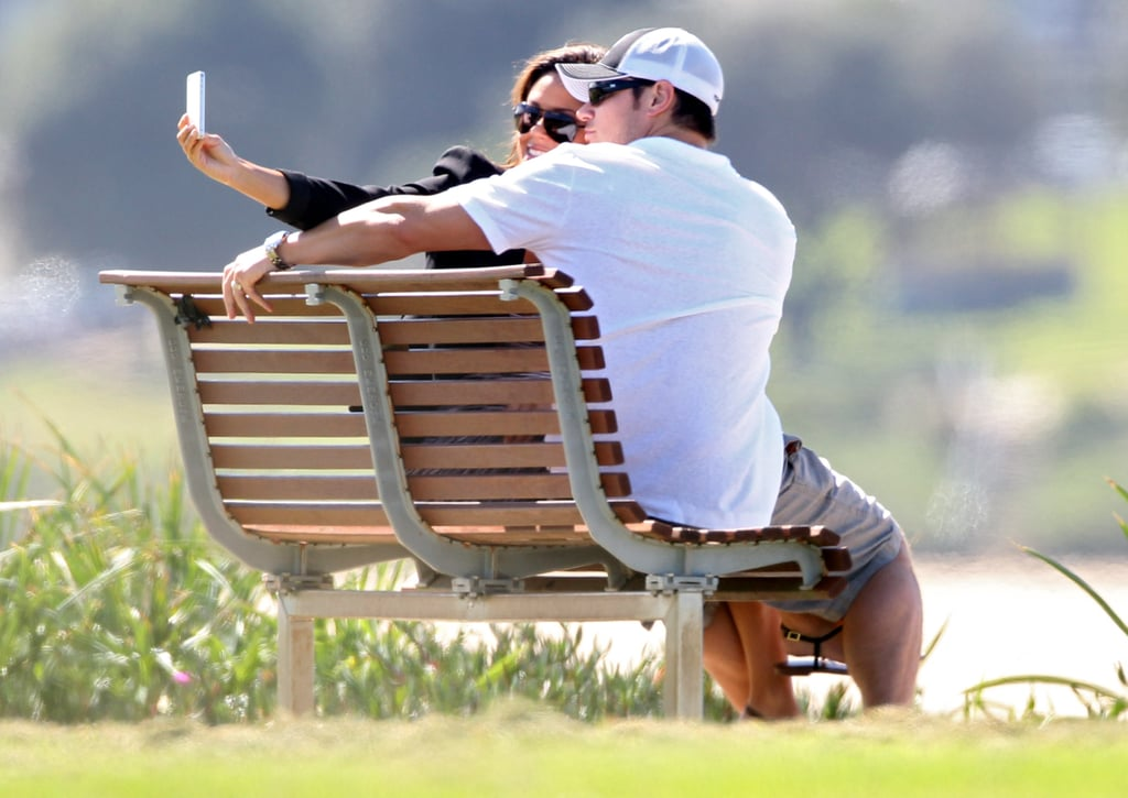 Vanessa Lachey Shows Off Her Baby Bump During a Stroll Down Under With Nick